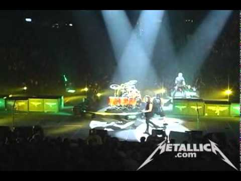 Metallica: All Nightmare Long (MetOnTour - Calgary, Canada - 2008)