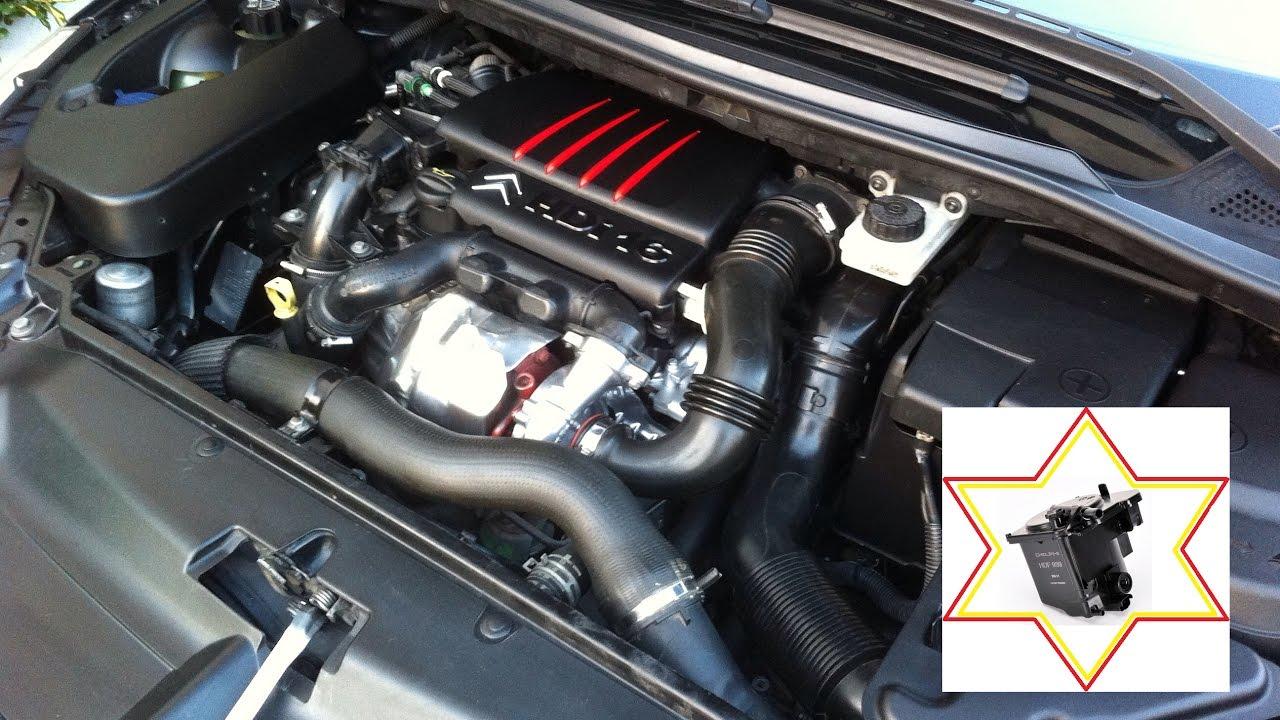 Psa 1 6 hdi dv6ted4 sostituzione filtro gasolio diesel for Filtro per cabina di fusione ford