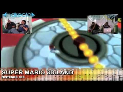 RESEÑA de SUPER MARIO 3D LAND para NINTENDO 3DS (TESTEANDO)