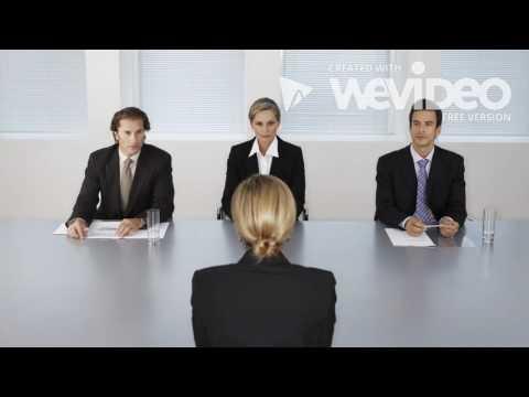 "1st Partial Speaking Exam ""Job Interview"""