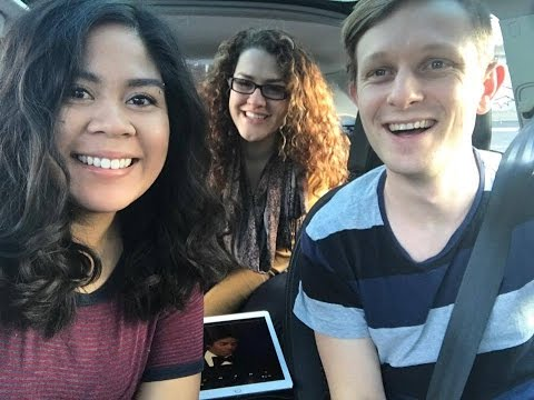 Music DTS Carpool Karaoke // YWAM Biarritz