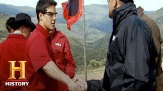 Top Shot Elimination Interview Brad Engmann History Youtube
