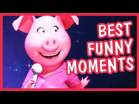 SING: BEST FUNNY MOMENTS