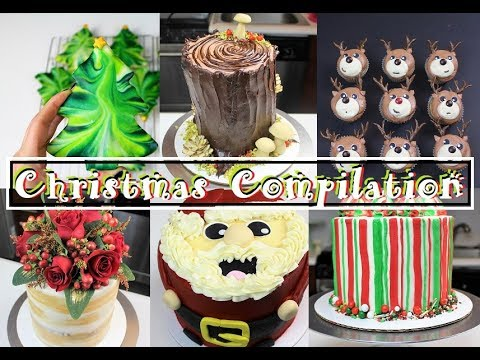 Best Christmas Desserts.Best Christmas Desserts Compilations Chelsweets
