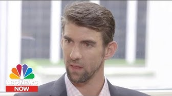 Michael Phelps Looking Forward To 2020 Games, And Not Competing | NBC News NOW