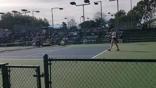 Eugenie Bouchard vs Kayla Day - Oracle Challenger Series Newport Beach 2019