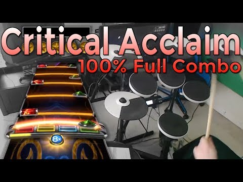 Avenged Sevenfold  Critical Acclaim 100% FC Expert Pro Drums RB4
