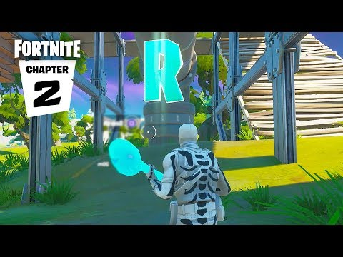 Fortnite Chapter 2 Season 1 - Letter