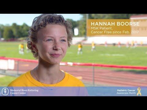 Lakeland Regional High School Goes Gold For Childhood Cancer