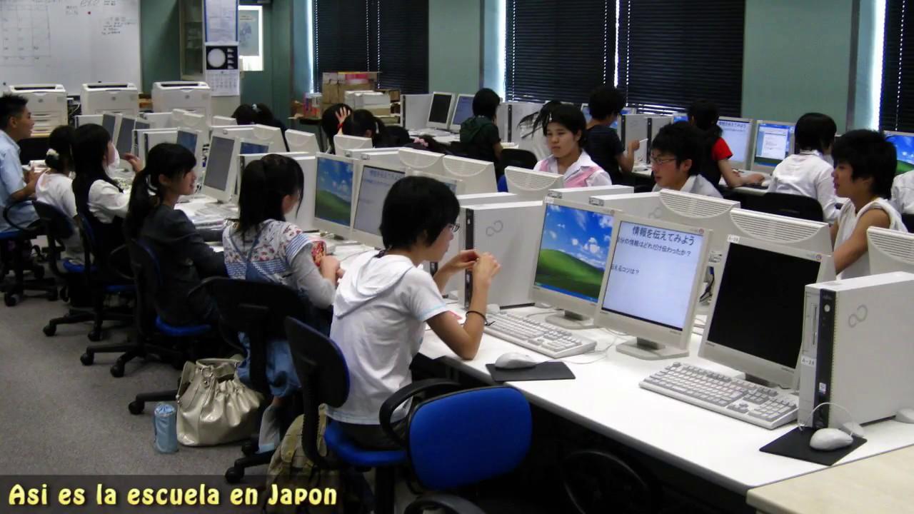 Lo que No sabias de las Escuelas en Japon
