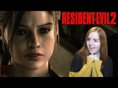WHY IS ADA'S OUTFIT UGLY?? | Resident Evil 2 Remake TGS Trailer Reaction!