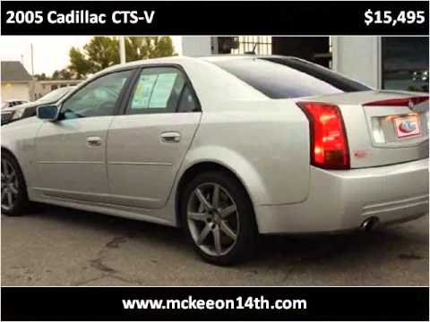 2005 cadillac cts v used cars des moines ia youtube. Black Bedroom Furniture Sets. Home Design Ideas