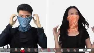 new styliht, bandana, hijab, perang, masker, niqab