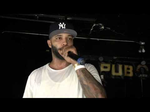 All Love Lost Tour - Scottsdale, AZ - Joe Budden - Emanny Live Concert