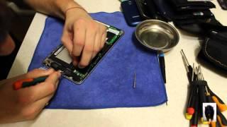видео Замена динамика ASUS PadFone mini 4.3