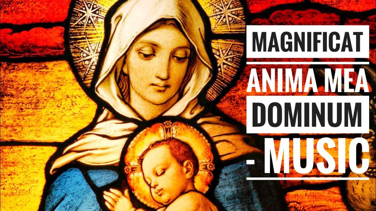 Magnificat Anima Mea Dominum Chords - Chordify