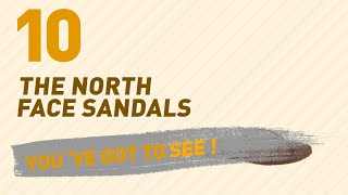 The North Face Sandals // New & Popular 2017