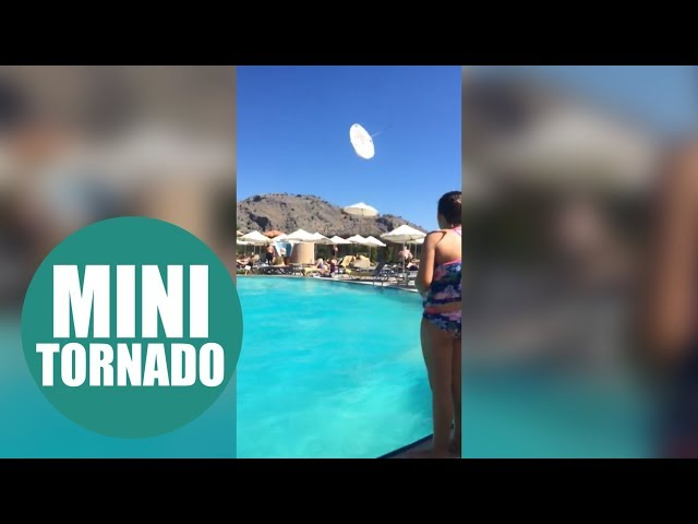 Πισίνα όργιο βίντεο