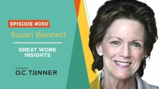 susan bennett interview on voice in the work environment