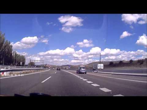 Madrid - Logroño 2014 (por la A2, hasta Medinaceli)