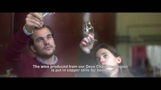 Maison Peyrat fabrication du cognac