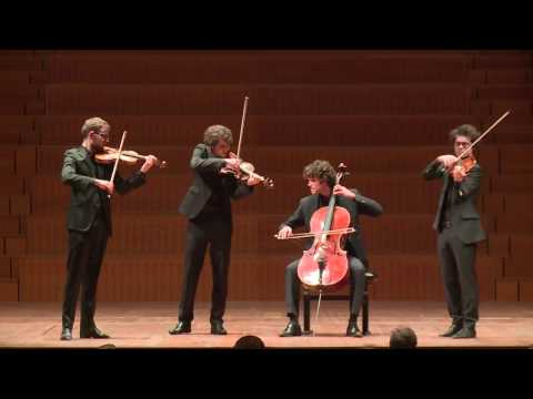 String Quartet Final 2016 - Vision String Quartet, 1st Prize