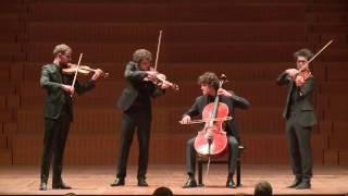 String Quartet Final 2016 - Vision String Quartet, 1st Prize