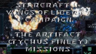 The Artifact (Tychus Finley) Missions