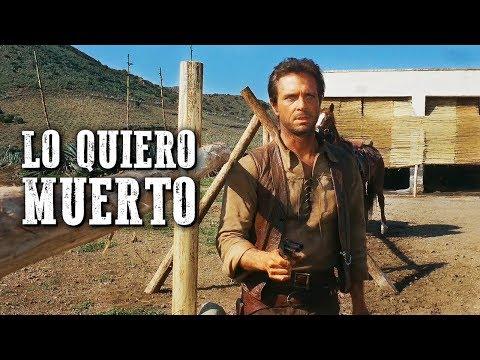Lo quiero muerto | PELÍCULA DEL OESTE | Español | Free Movie on YouTube | Filmes Occidentales