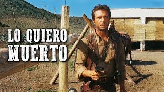 Lo quiero muerto | PELÍCULA DEL OESTE | Español | Free Movie on YouTube | Filmes Occidentales