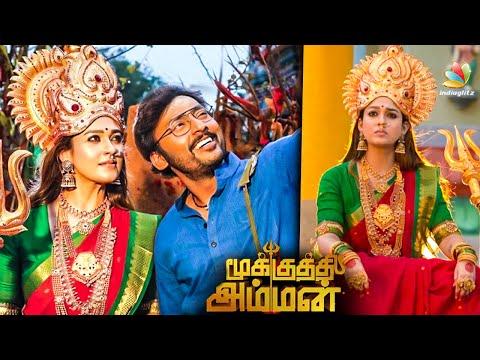 OFFICIAL! Mookuthi Amman Making   Nayanthara, RJ Balaji, Yogi Babu, Urvasi   Tamil Cinema News