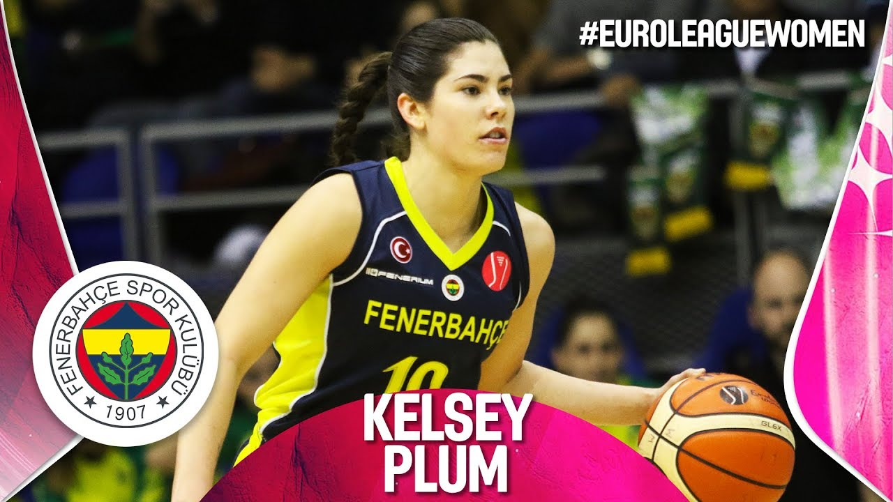 Kelsey Plum | Fenerbahce - Regular Season Highlights