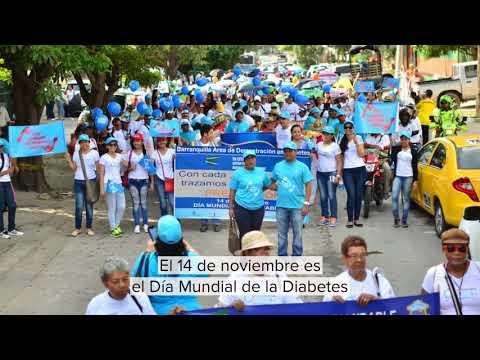 la evaluación de la comunidad mundial de diabetes