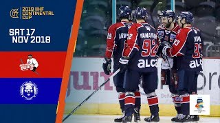 HIGHLIGHTS: Ritten Sport vs Medvescak Zagreb