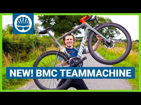 BMC's NEW Teammachine | Ultra-Clean Race Bike Promises BIG