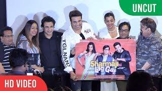 Sharma Ji Ki Lag Gayi | First Look And Poster Launch | Krushna Abhishek, Mugdha Godse