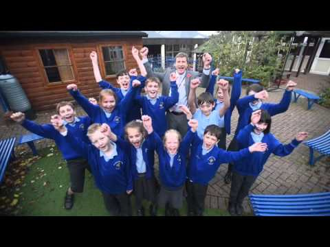 Suffolk Schools Celebrate Good Ofsted Report