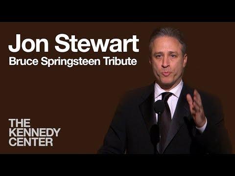 Jon Stewart (Bruce Springsteen Tribute) - 2009 Kennedy Center Honors