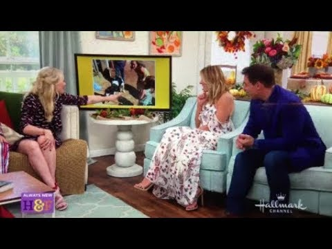 Kristin Booth on Hallmark Channel's Home & Family
