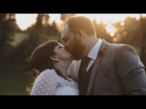 Huntstile Organic Farm Wedding Film
