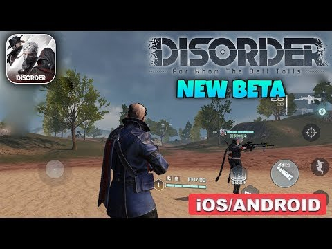 DISORDER - NEW BETA GAMEPLAY (iOS / ANDROID)