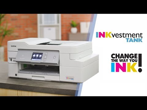 Brother's new INKvestment Tank printer is made for people who hate buying ink cartridges