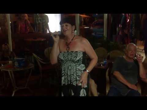 Karaoke Heike Bailay-The Best-Paguera/Mallorca Bar Hawaii
