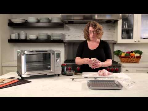 Rotisserie Convection Toaster Oven (TOB-200) Demo Video