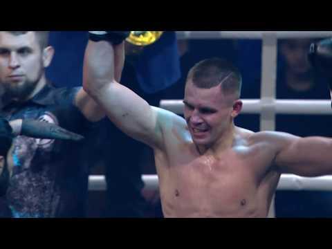 Кикбоксинг. Ахмат Файт. 72 кг. Артур Закирко (Украина) – Эльхан Алиев (Азербайджан)
