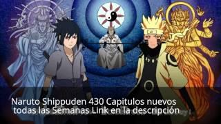 Naruto Shippuden 430 Mega HD ligero