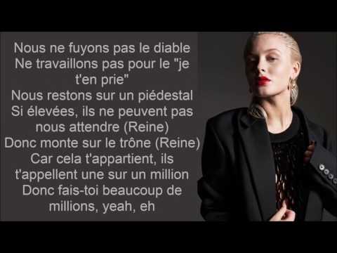 Zara Larsson ~ Make That Money Girl ~ Traduction Française
