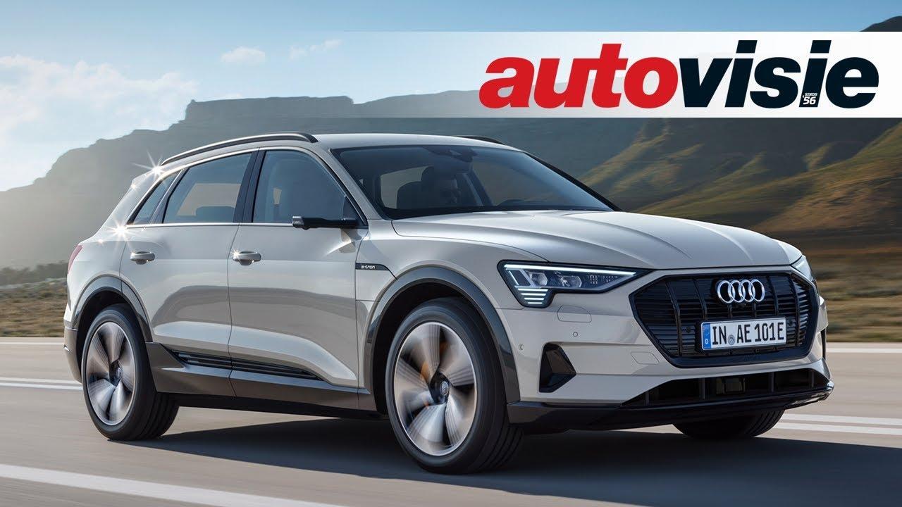 Audi e-Tron (2019) - Test - Autovisie TV - YouTube