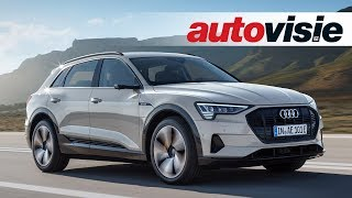Audi e-Tron (2019) - Test - Autovisie TV