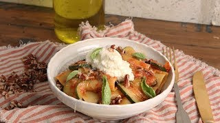 Paccheri Primavera Recipe | Episode 1186